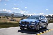 BMW X3,  2.0 бензиновый, робот, кроссовер