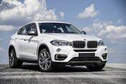 BMW X6,  3.0 дизельный, робот, кроссовер