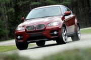 фото BMW X6 Sports Activity Coupe кроссовер E71/E72