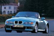 фото BMW Z3 родстер E36/7
