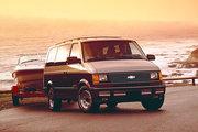 фото Chevrolet Astro микроавтобус 1 поколение