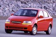 фото Chevrolet Aveo седан T200