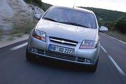 фото Chevrolet Aveo хетчбэк T200