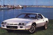 фото Chevrolet Camaro купе 3 поколение