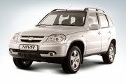 Chevrolet Niva,  1.7 бензиновый, механика, внедорожник