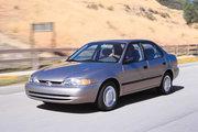 фото Chevrolet Prizm седан 1 поколение