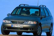фото Opel Vectra универсал B рестайлинг
