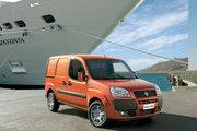 фото FIAT Doblo Cargo легковой фургон 1 поколение рестайлинг