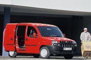 фото FIAT Doblo легковой фургон 1 поколение