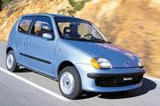 фото FIAT Seicento хетчбэк 1 поколение