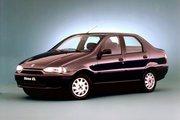 фото FIAT Siena седан 1 поколение