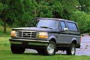 фото Ford Bronco внедорожник 5 поколение