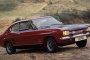 фото Ford Capri фастбэк 1 поколение