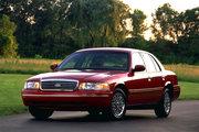фото Ford Crown Victoria седан 2 поколение