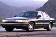 фото Ford Crown Victoria седан 1 поколение