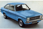 фото Ford Escort купе 2 поколение