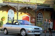 фото Ford Escort кабриолет 5 поколение рестайлинг