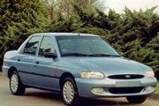 фото Ford Escort седан 6 поколение