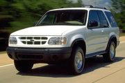 фото Ford Explorer Sport внедорожник 2 поколение рестайлинг
