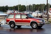 фото Ford Explorer внедорожник 2 поколение