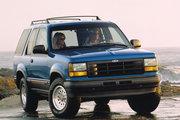 фото Ford Explorer Sport внедорожник 1 поколение