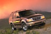 фото Ford Explorer внедорожник 2 поколение рестайлинг