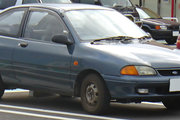 фото Ford Festiva хетчбэк 2 поколение