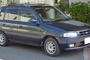 фото Ford Festiva минивэн Mini Wagon