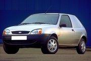 фото Ford Fiesta VAN легковой фургон 4 поколение рестайлинг