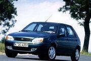 фото Ford Fiesta хетчбэк 4 поколение рестайлинг