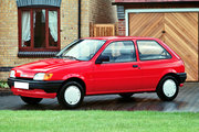 фото Ford Fiesta хетчбэк 3 поколение