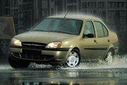 фото Ford Fiesta Ikon седан 4 поколение рестайлинг