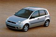фото Ford Fiesta хетчбэк 5 поколение
