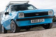фото Ford Fiesta VAN легковой фургон 1 поколение