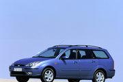 фото Ford Focus универсал 1 поколение рестайлинг