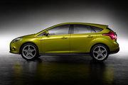 фото Ford Focus хетчбэк 3 поколение