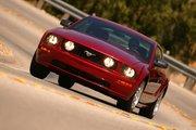 фото Ford Mustang купе 5 поколение