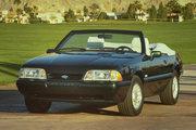 фото Ford Mustang кабриолет 3 поколение