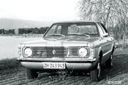 фото Ford Taunus купе TC 1 поколение