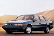 фото Ford Taurus седан 2 поколение