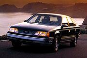 фото Ford Taurus седан 1 поколение
