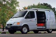 фото Ford Transit легковой фургон 4 поколение