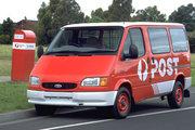фото Ford Transit микроавтобус 4 поколение рестайлинг