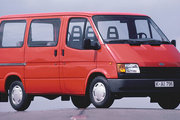 фото Ford Transit микроавтобус 4 поколение