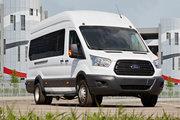 фото Ford Transit микроавтобус 7 поколение