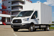 фото Ford Transit Изотермический фургон борт 7 поколение