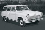 фото ГАЗ 21 Волга универсал 1 поколение