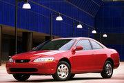 фото Honda Accord US-spec купе 6 поколение