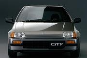 фото Honda City хетчбэк 2 поколение