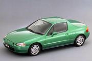 фото Honda CRX купе 3 поколение